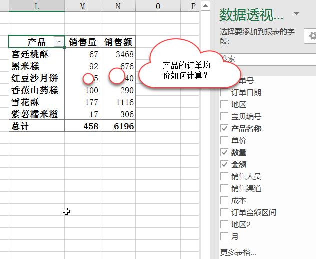 深度挖掘数据透视表统计结果。Excel 2016 数据透视表添加计算字段(项)。修改删除计算公式。